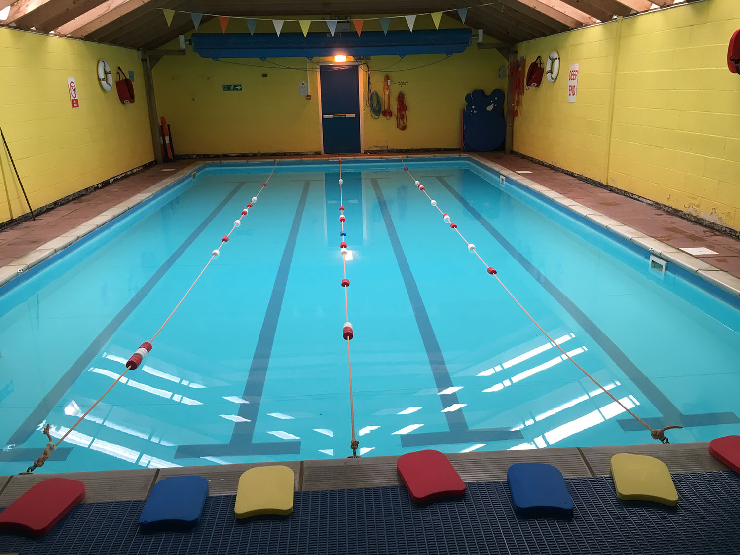 Wentworth Primary School Swimming